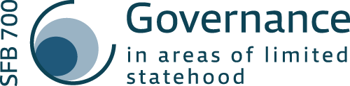 Collaborative Research Center (SFB) 700 - Governance in Areas of Limited Statehood