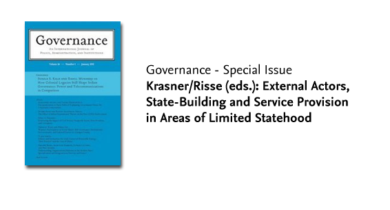 Governance - Special Issue