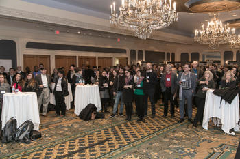 Joint reception of the SFB 700 and the KFG at the ISA 2015