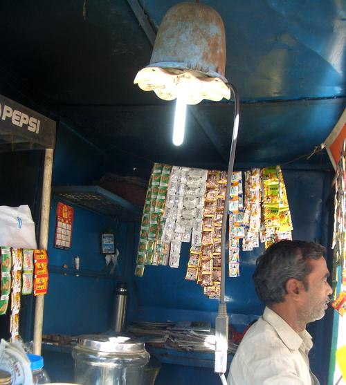 Small scale lighting project for street vendors in peri-urban Bangalore (REEEP)