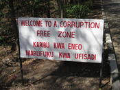 Office of the District Commissioner, Naivasha/Kenya