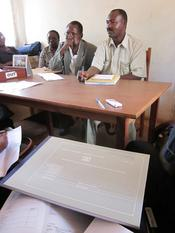Meeting of Health Workers, Kibwezi/Kenya