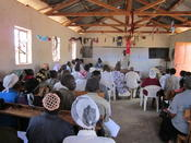 Workshop of voluntary Community Health Workers, Kalii/Kenya