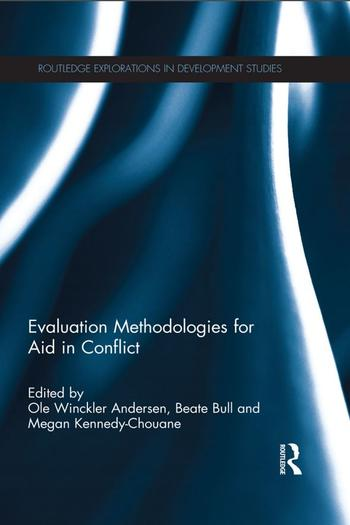 Cover_Evaluation Methodologies for Aid in Conflict