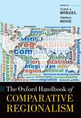 Cover: The Oxford Handbook of Comparative Regionalism