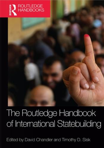 Cover: Routledge Handbook of International Statebuilding