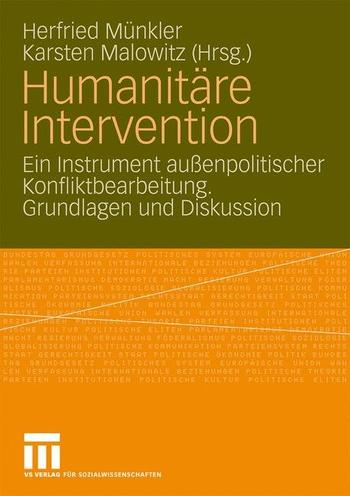 Cover: Humanitäre Intervention