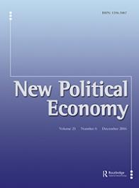 Cover: New Political Economy,18 (4)