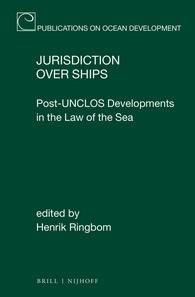 Cover: Jurisdiction over Ships