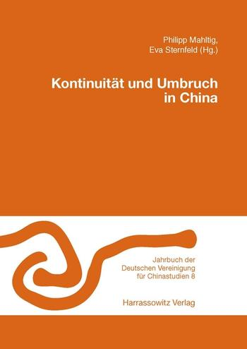 Cover: Kontinuität und Umbruch in China