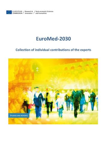 Cover: EuroMed-2030 Collection of individual contributions of the experts