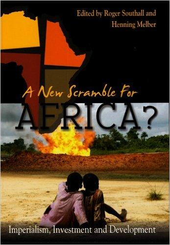 Cover: A New Scramble for Africa