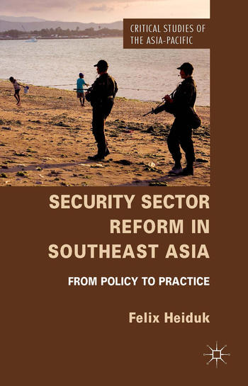 Cover: Security Sector Reform in Southeast Asia