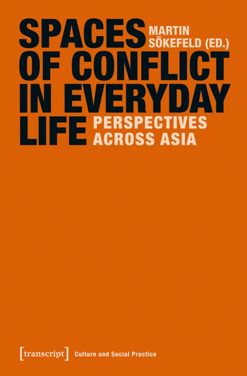 Cover: Spaces of Conflict