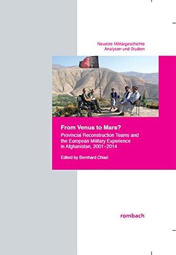 Cover: From Venus to Mars