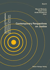 Cover: Contemporary Perspectives on Justice