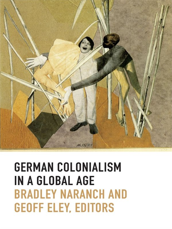 Cover: German Colonialism in a Global Age