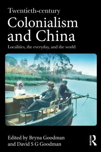 Cover: Twentieth Century Colonialism and China
