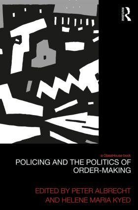 Albrecht_Kyed_policy and the politics of order making