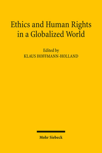 Cover: Ethics and Human Rights in a Globalized World