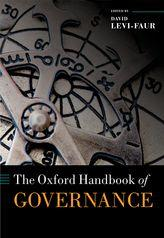 Cover: The Oxford Handbook of Governance