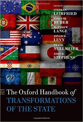 Cover: The Oxford Handbook of Transformations of the State
