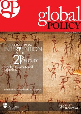 Cover: Lessons from Intervention in the 21st Century: Legality, Feasibility and Legitimacy
