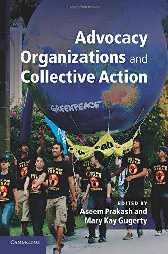 Cover: Advocacy Organizations and Collective Action