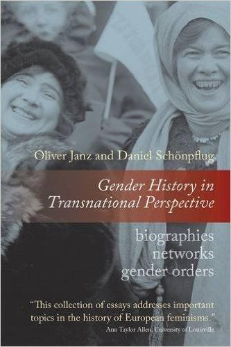 Cover: Gender History in a Transnational Perspective