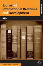 Cover: Journal of International Relations and Development