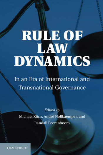 Cover: Rule of Law Dynamics