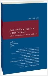 Cover: Justice without the state within the State