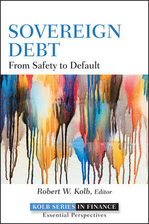 Cover: Sovereign Debt. From Safety to Default