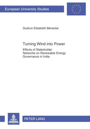 Cover: Turning Wind into Power
