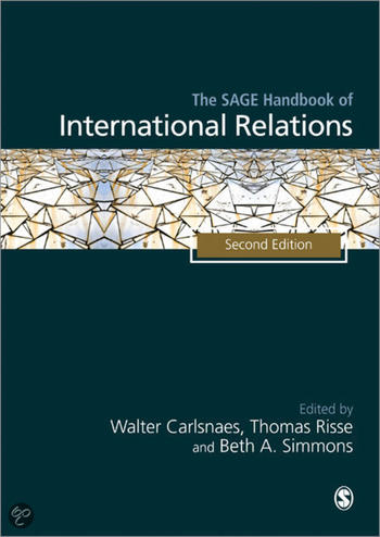 The Sage Handbook of International Relations