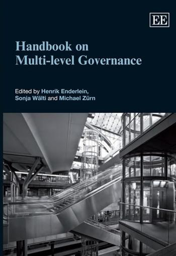 Cover: Handbook on Multi‐Level Governance