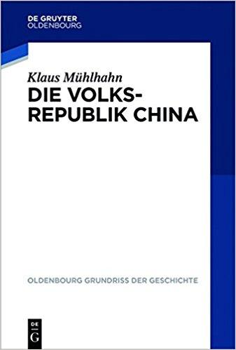 Cover: Die Volksrepublik China