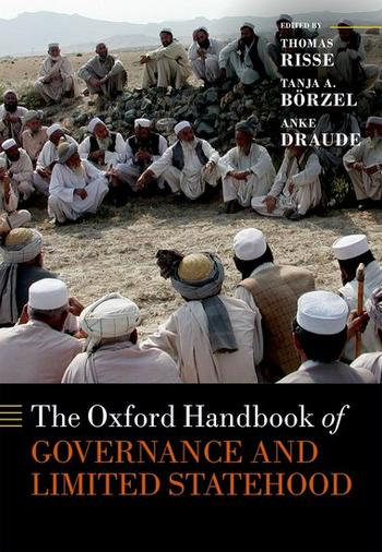 Cover The Oxford Handbook