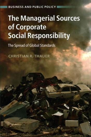 Cover: The Managerial Sources of Corporate Social Responsibility
