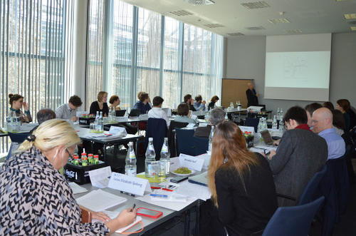 "Autorenworkshop zum ""Oxford Handbook of Governance and Limited Statehood"""