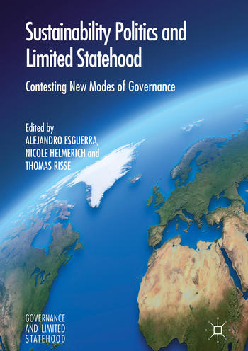 Cover: Sustainability Politics and Limited Statehood