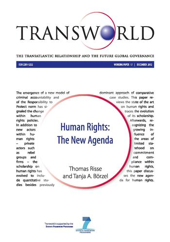 Human Rights_ The New Agenda