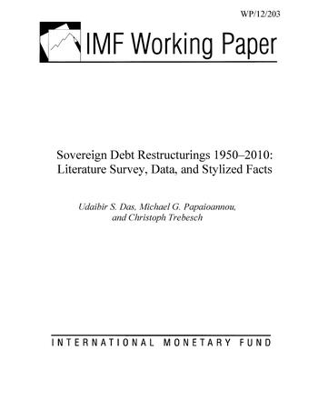 Cover: IMF Working Paper, No. 203